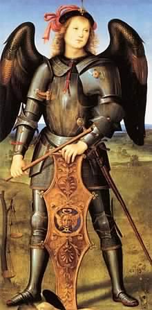 Saint Michel archange patron de la France