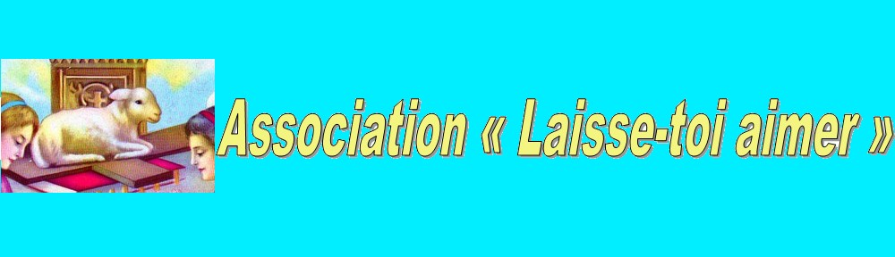 """Association """"Laisse-toi aimer""""."""