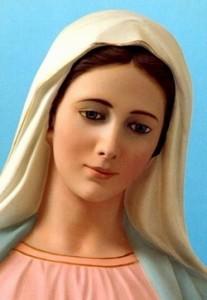 Marie Reine de la Paix