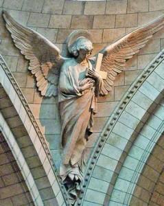 Ange de la gloire de dieu